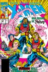 Uncanny X-Men (1963) #282 Cover