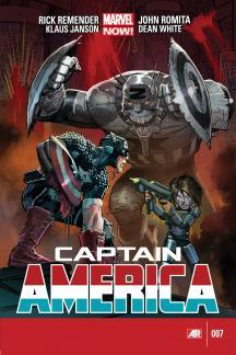 Captain America (2012) #7