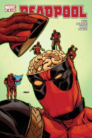 Deadpool (2008) #42