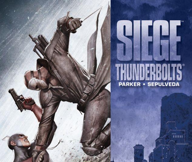 Siege: Thunderbolts Premiere HC