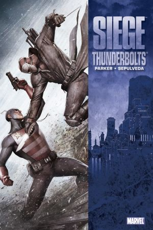 Siege: Thunderbolts (Hardcover)
