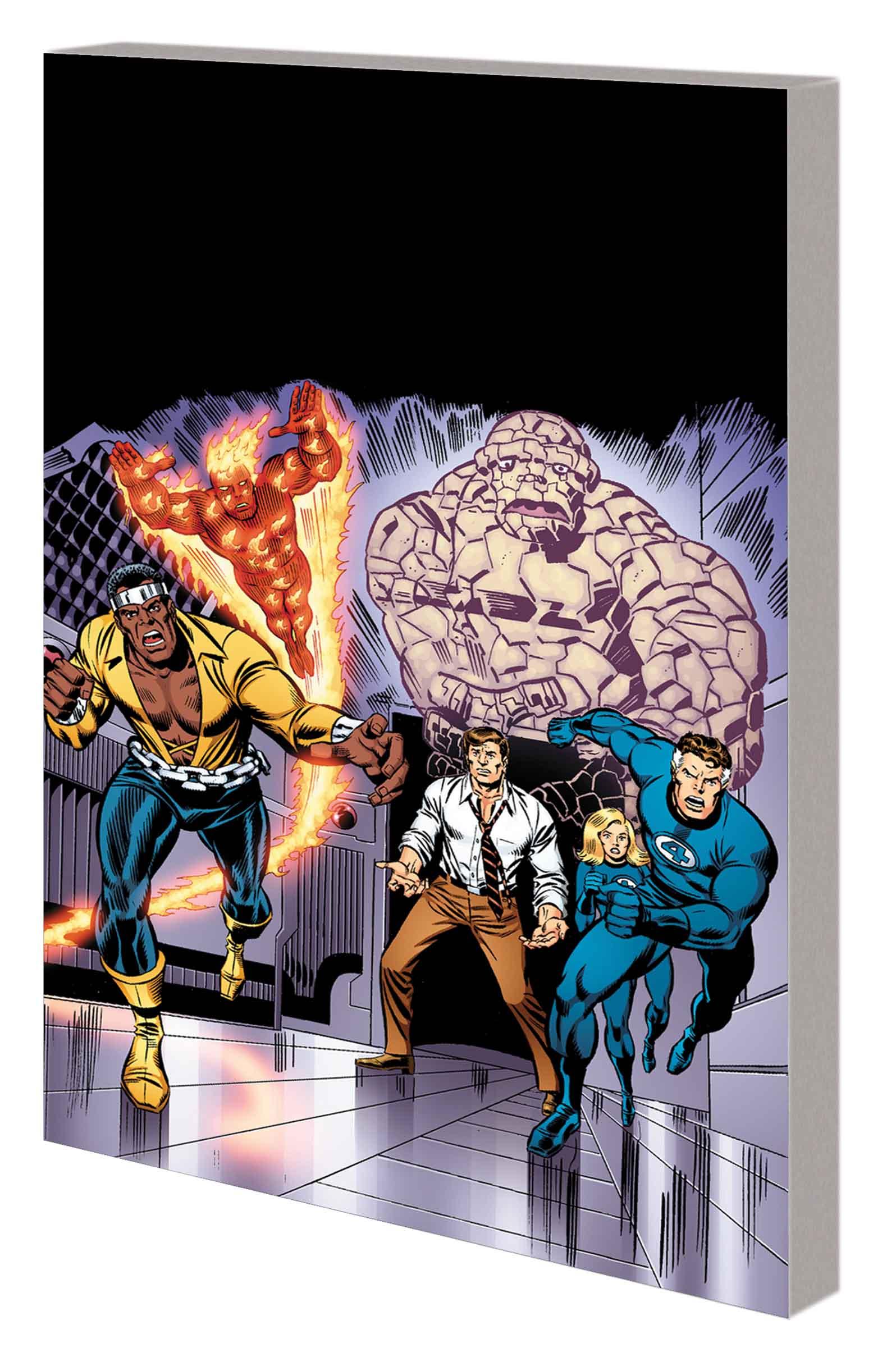 Fantastic Four: Crusaders & Titans (Trade Paperback)