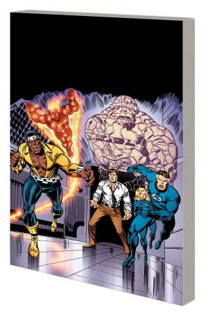 Fantastic Four: Crusaders & Titans (Trade Paperback)