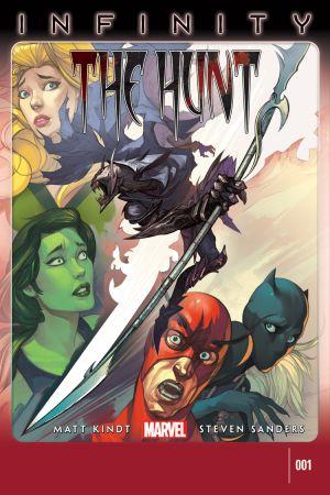 Infinity: The Hunt #1