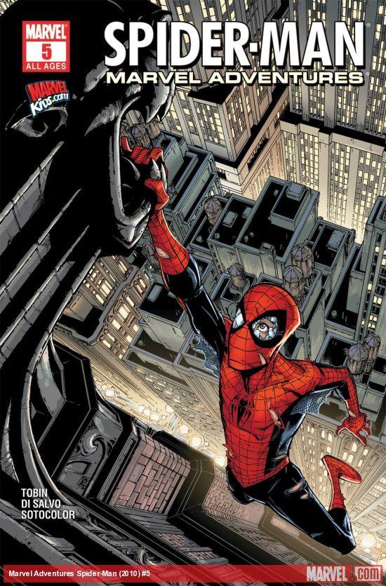 Spider-Man Marvel Adventures (2010) #5