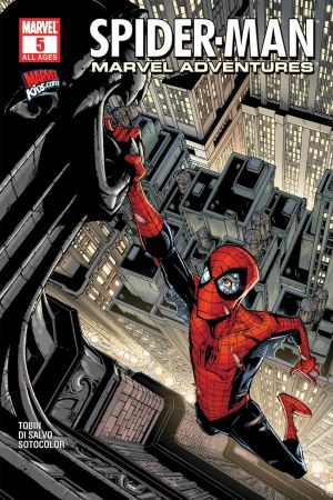 Spider-Man Marvel Adventures #5