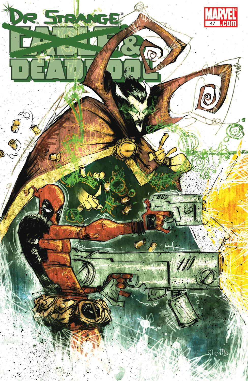 Cable & Deadpool (2004) #47