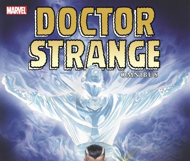 cover from Doctor Strange Omnibus (2016)