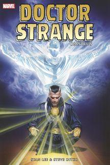 Doctor Strange Omnibus Vol. 1 Ross Cover (Hardcover)