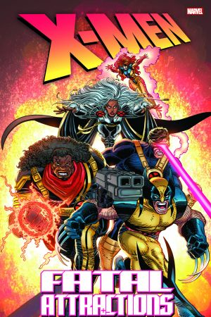 X-Men: Fatal Attractions (Trade Paperback)