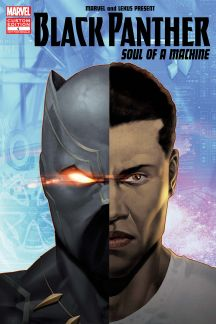 Black Panther: Soul of a Machine – Chapter Four #0