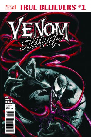 True Believers: Venom - Shiver (2018) #1