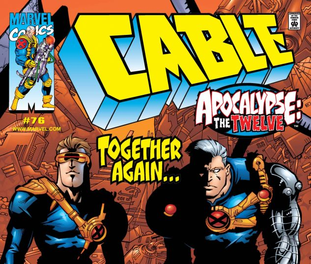CABLE (1993) #76