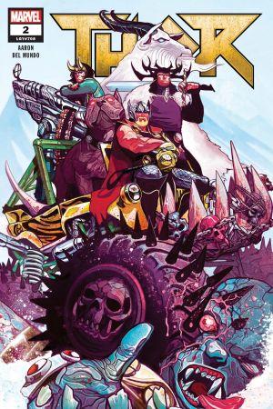 Thor (2018) #2