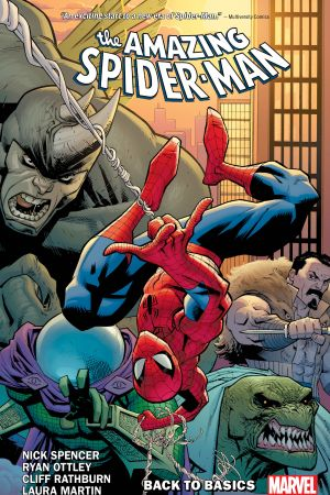 Amazing Spider-Man by Nick Spencer Vol. 1: Back to Basics (Trade Paperback)