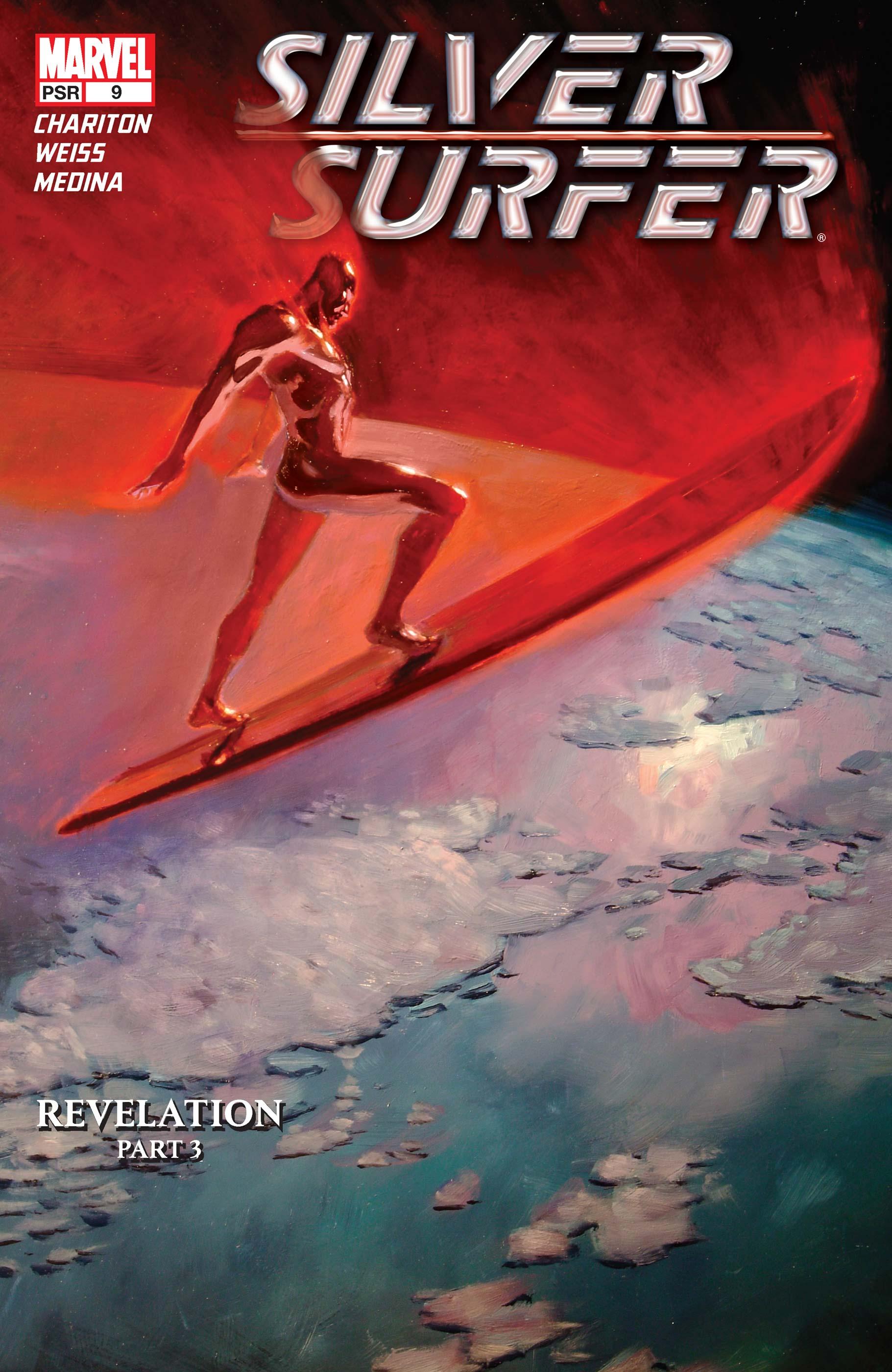 Silver Surfer (2003) #9
