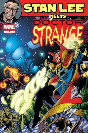 Stan Lee Meets Doctor Strange #1
