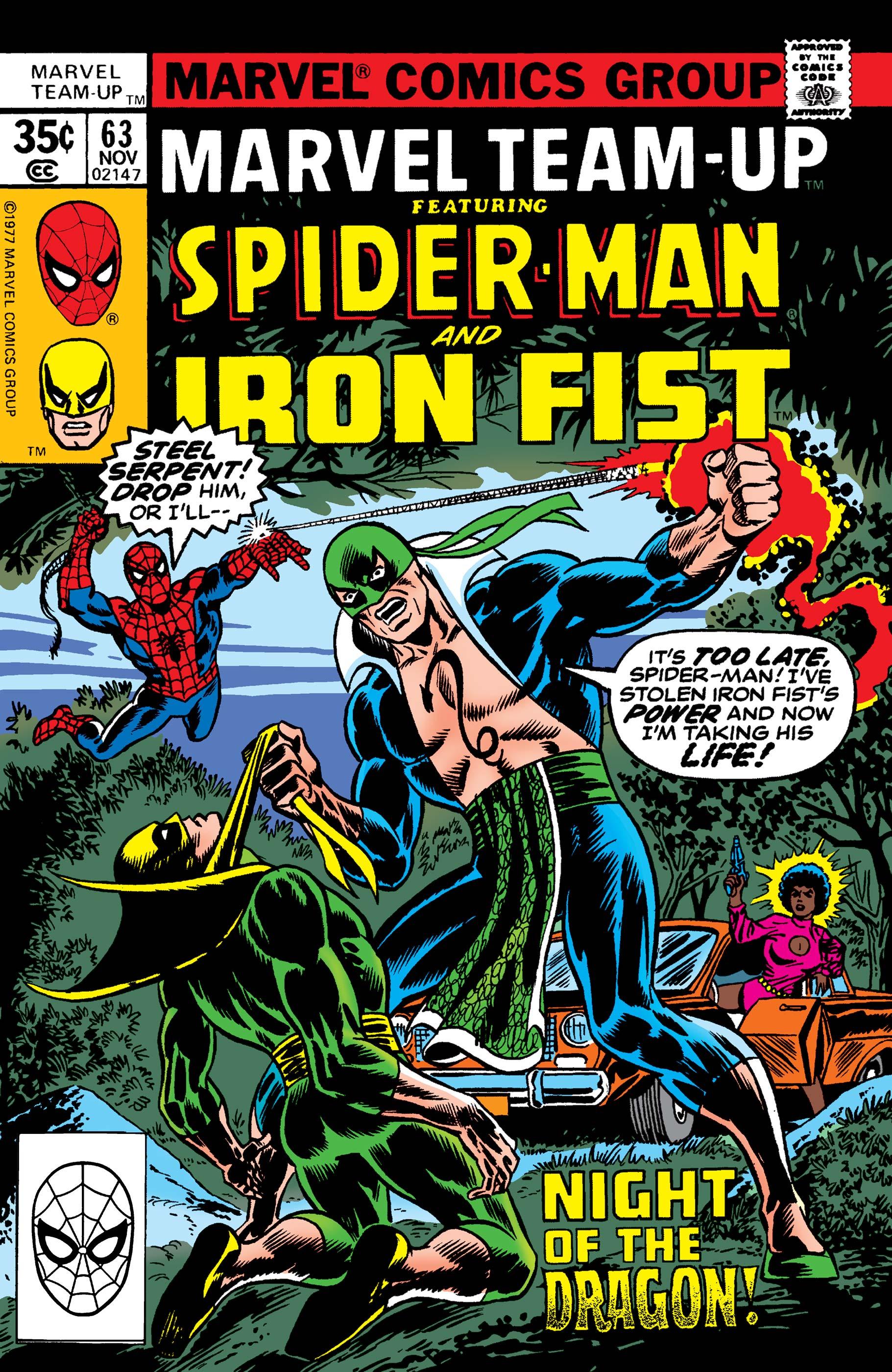 Marvel Team-Up (1972) #63