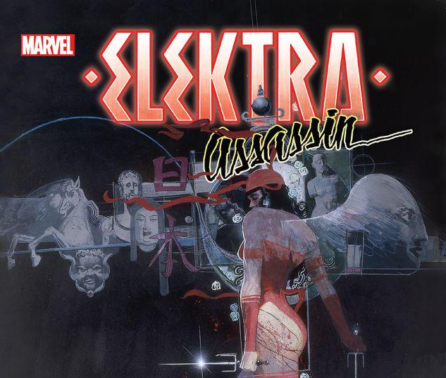ELEKTRA: ASSASSIN TPB #1