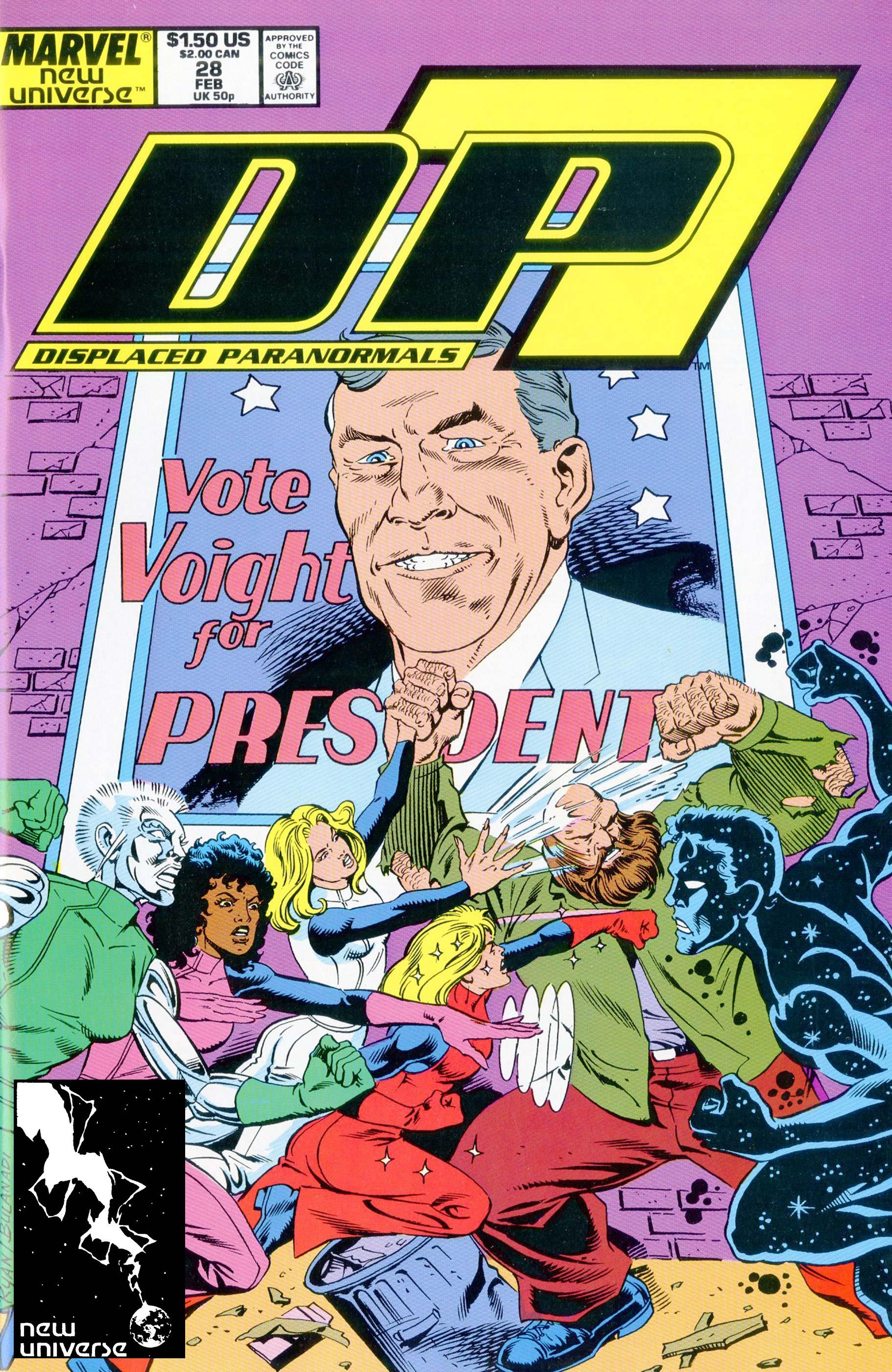 D.P.7 (1986) #28