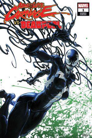 Absolute Carnage Vs. Deadpool (2019) #1 (Variant)