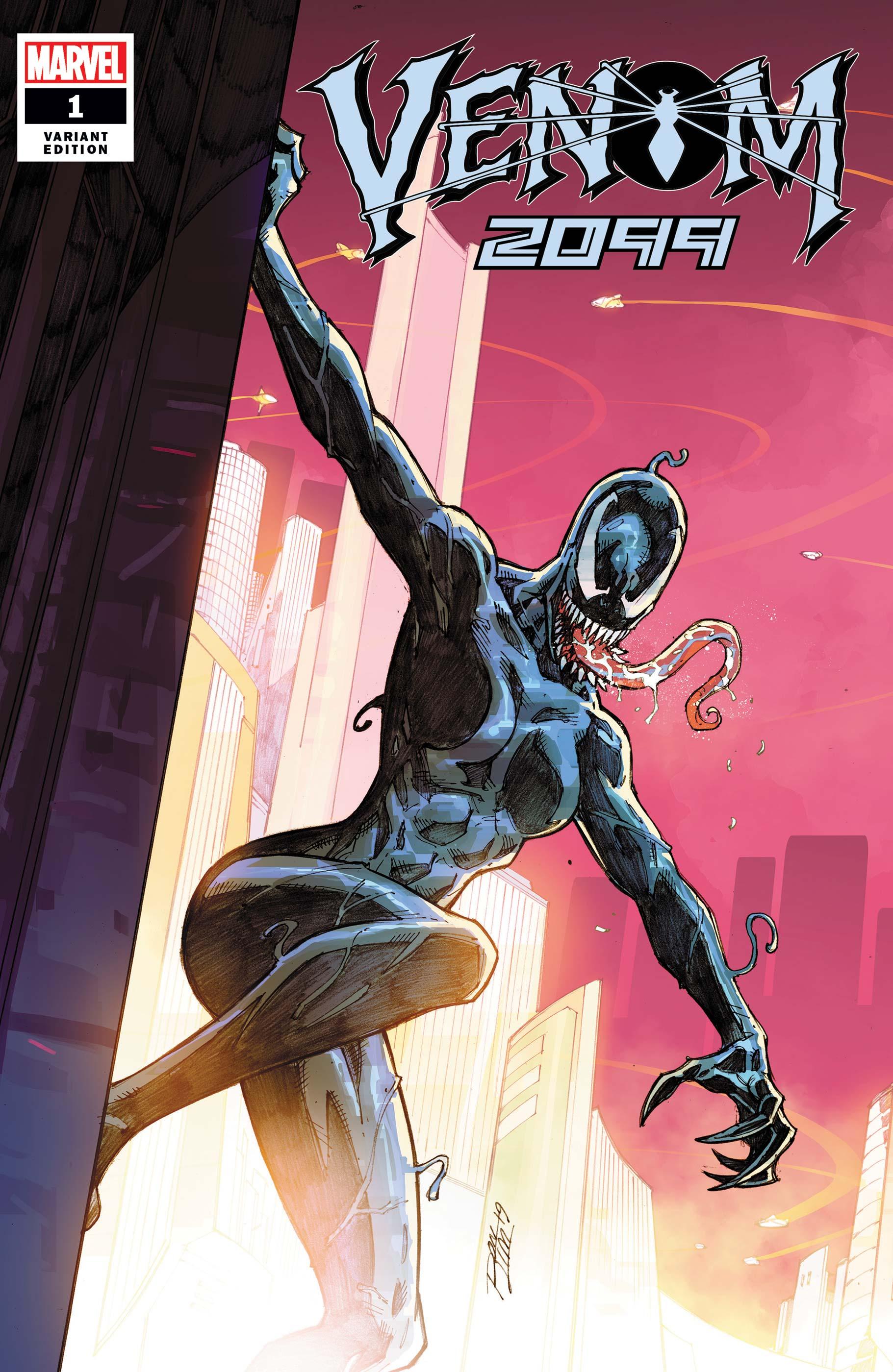 Venom 2099 (2019) #1 (Variant)