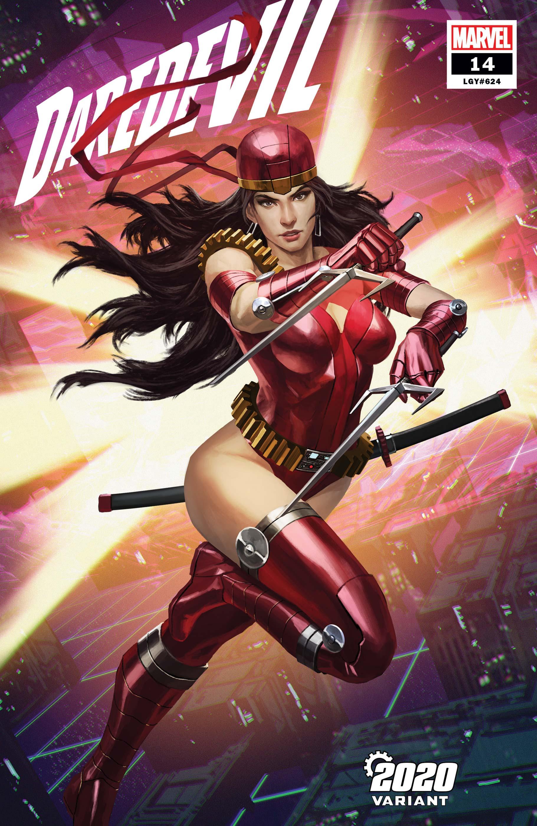Daredevil (2019) #14 (Variant)