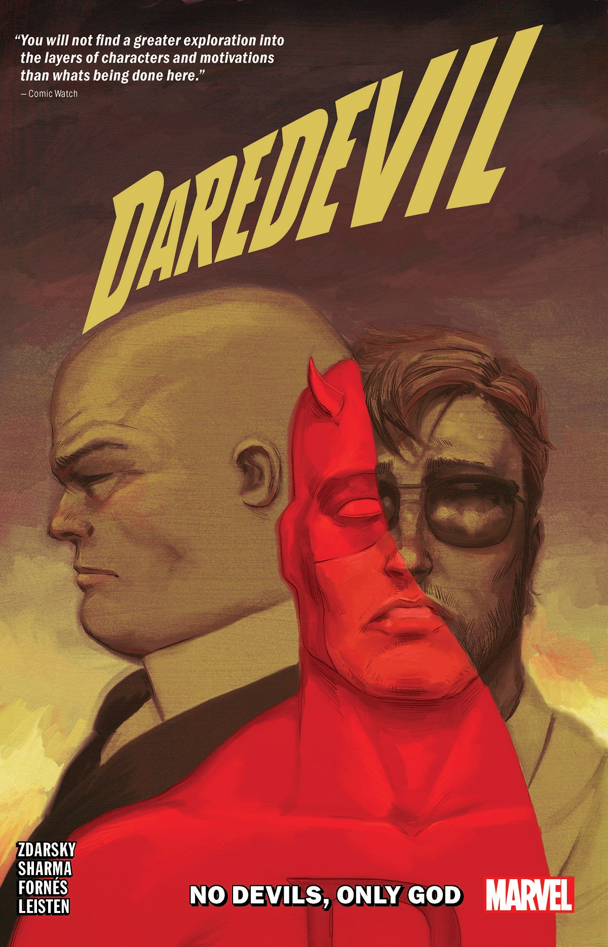 Daredevil By Chip Zdarsky Vol. 2: No Devils, Only God (Trade Paperback)