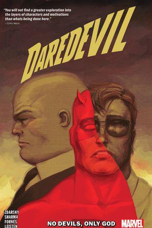 Daredevil By Chip Zdarsky Vol. 2: No Devils, Only God (Trade Paperback)