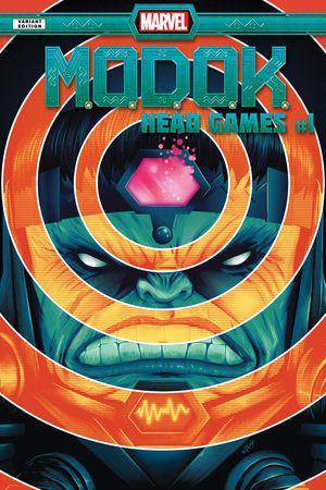 M.O.D.O.K.: Head Games (2020) #1 (Variant)