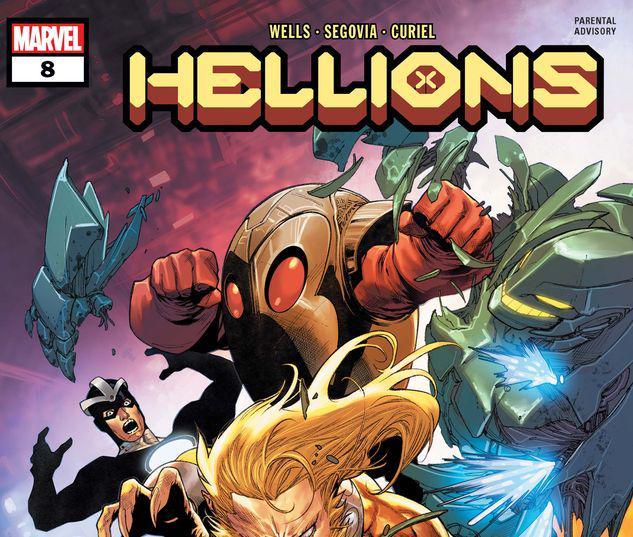 Hellions #8