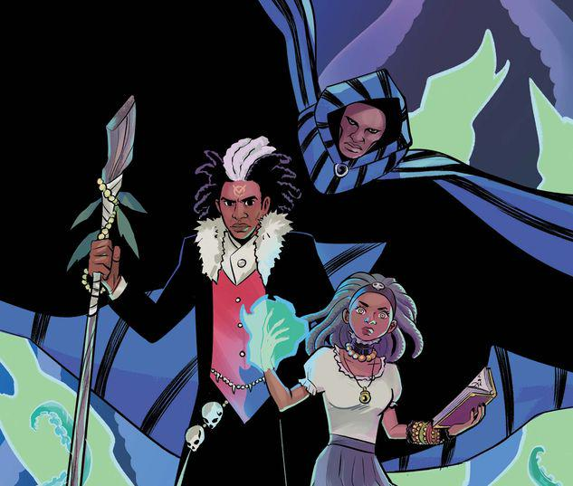 MARVEL'S VOICES: LEGACY 1 BUSTOS STORMBREAKERS VARIANT #1