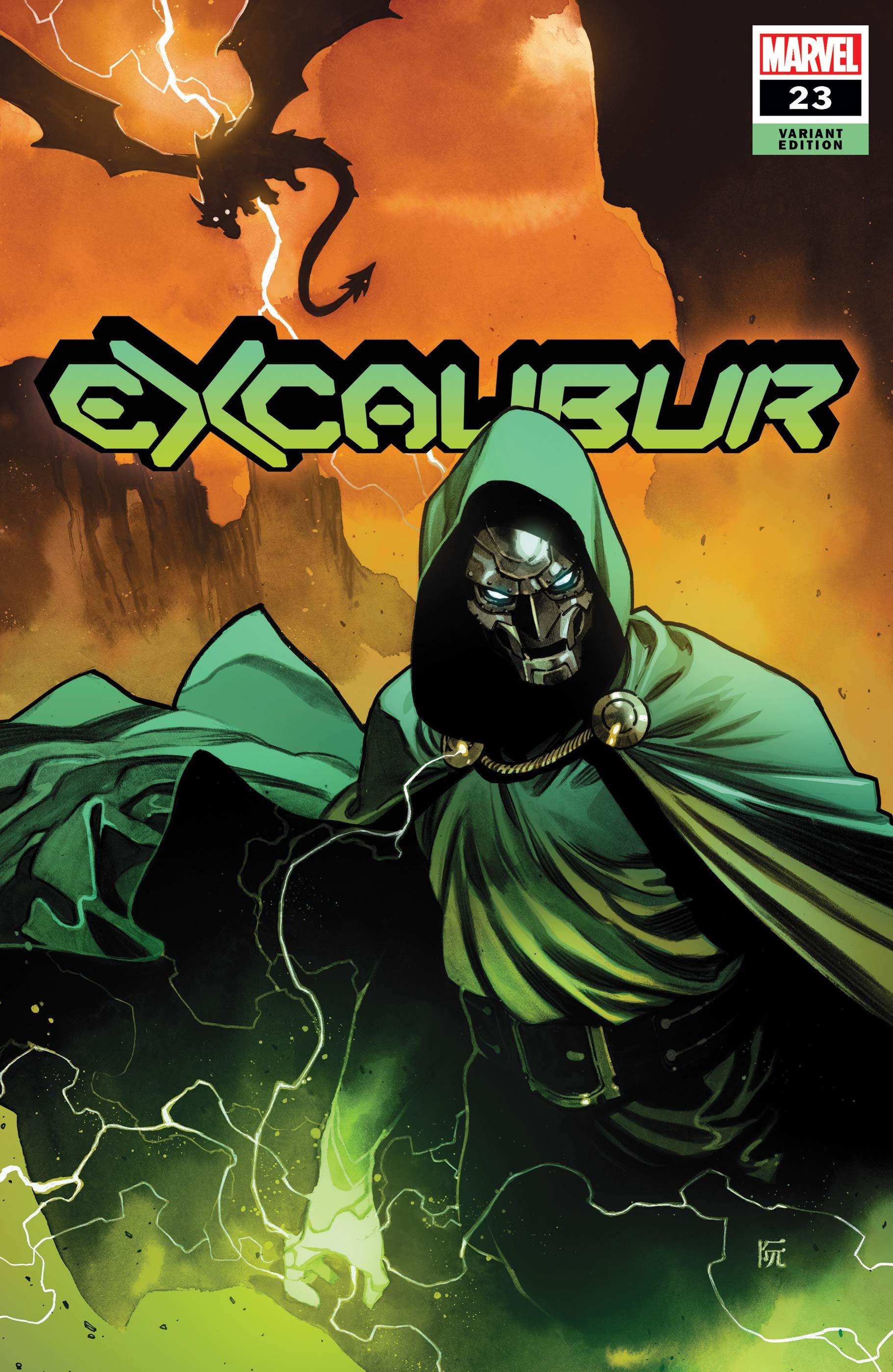 Excalibur (2019) #23 (Variant)
