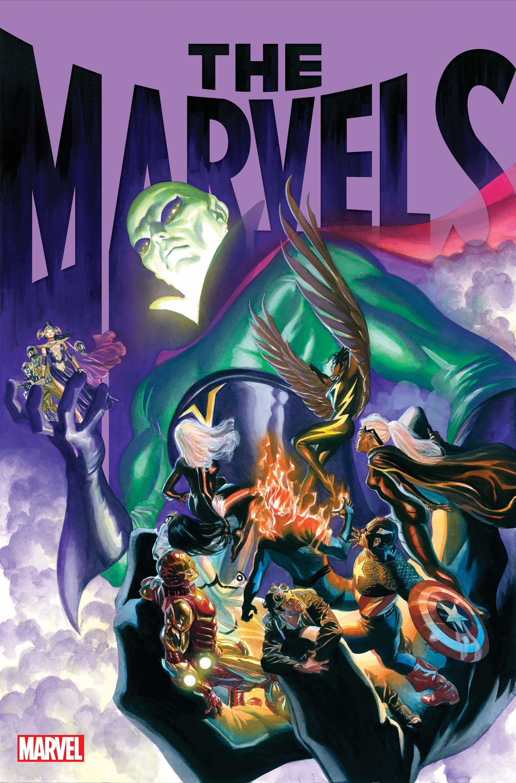 The Marvels (2021) #7