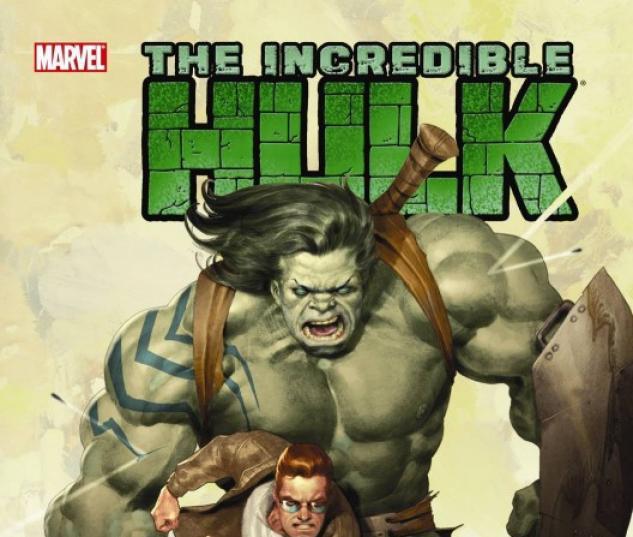 Incredible Hulk Vol. 1: Son of Banner (Hardcover)