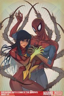 Breaking Into Comics the Marvel Way! #1