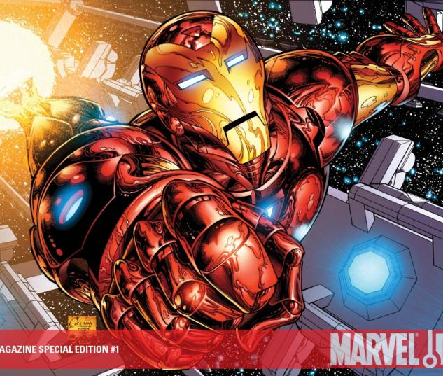 Iron Man Magazine Special Edition (2010) #1