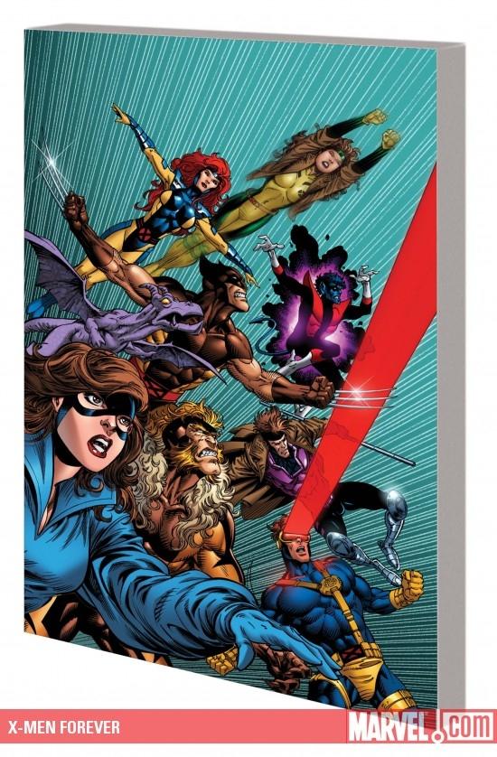 X-Men Forever Vol. 1 (Trade Paperback)
