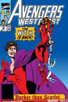 Avengers West Coast (1985) #56
