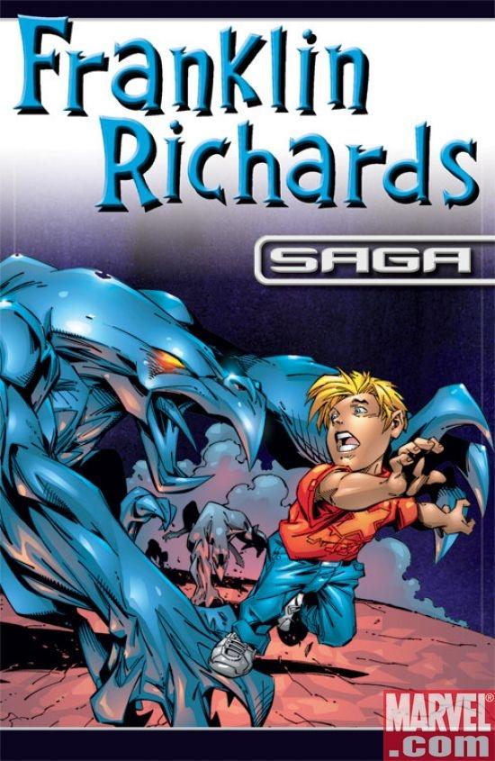 Franklin Richards Saga (2008) #1