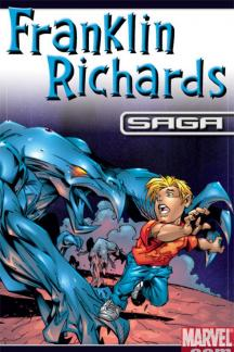 Franklin Richards Saga #1