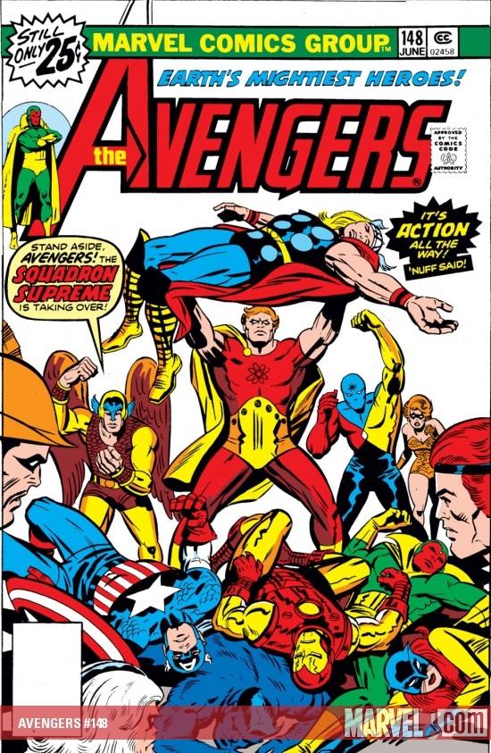 Avengers (1963) #148