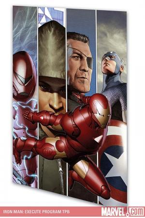 Iron Man: Execute Program (2007)