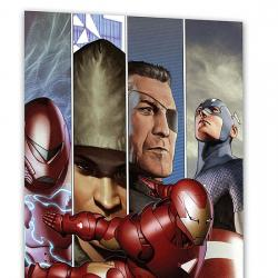 Iron Man: Execute Program (Trade Paperback)