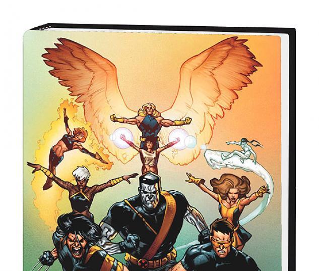 Ultimate X-Men Vol. 6 (Hardcover)