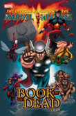 OFFICIAL HANDBOOK OF THE MARVEL UNIVERSE (1999) COVER