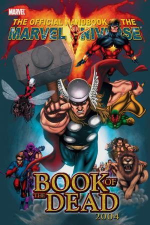 Official Handbook of the Marvel Universe (2004) #7