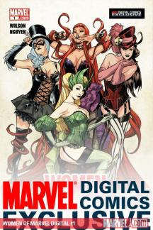 WOMEN OF MARVEL DIGITAL (2010) #1