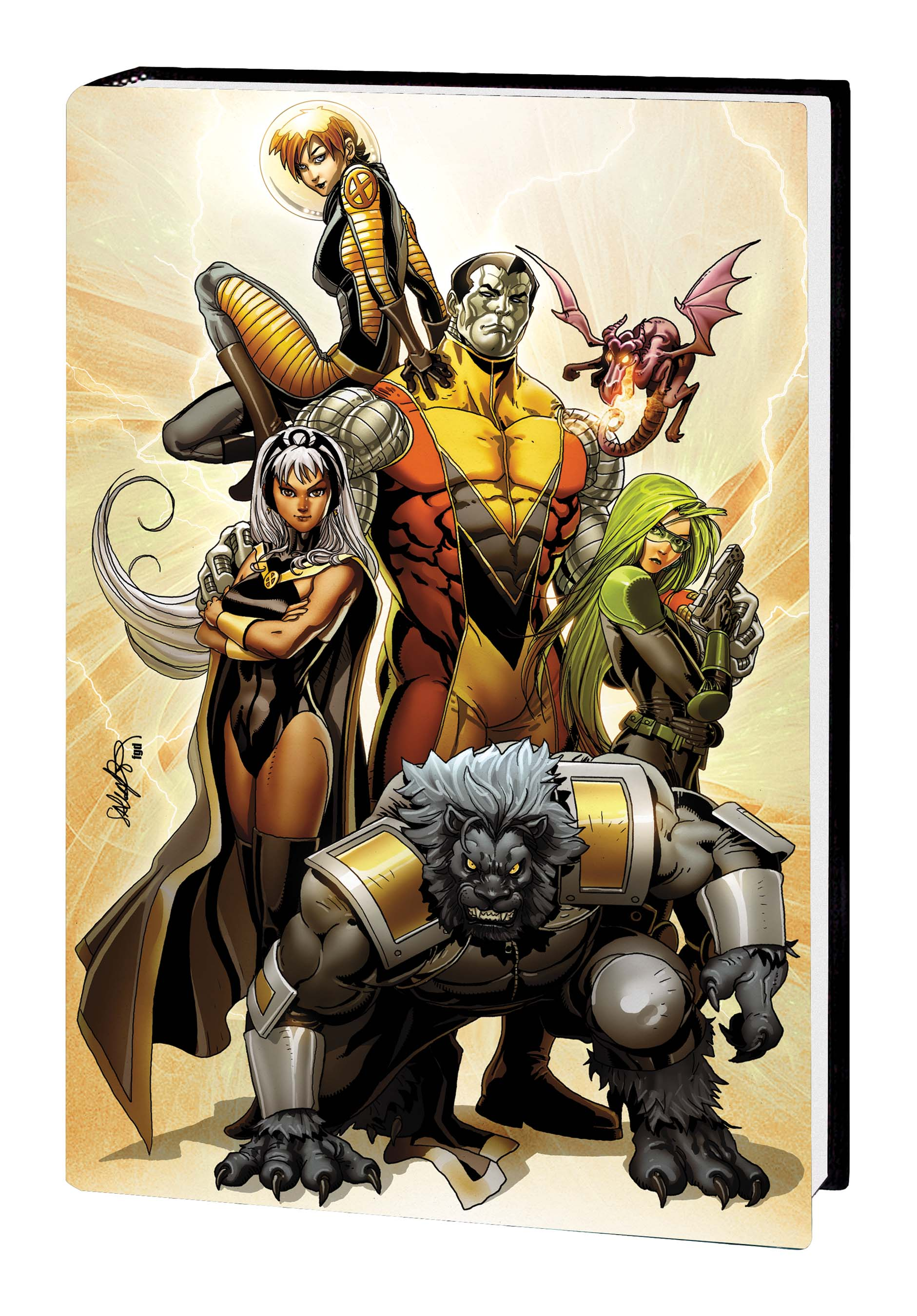 Astonishing X-Men: Children of Brood Premiere HC (Hardcover)