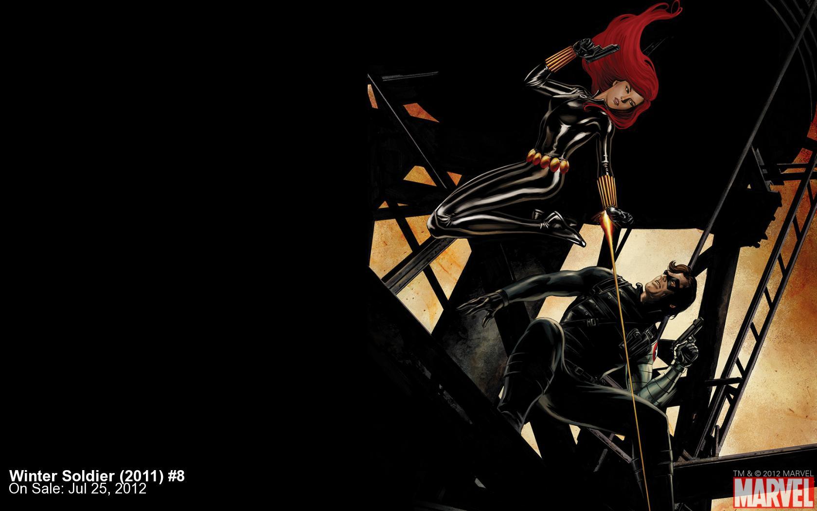 Winter Soldier (2011) #8